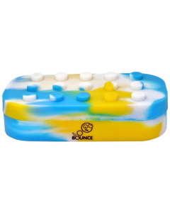 Bounce Silicone Tub - 7 Compartments