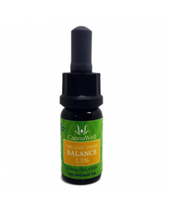 Cannawell Hemp Balance - Full Spectrum Organic CBD Oil - 10ml