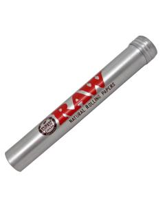 RAW Silver Cigarette Tube