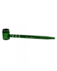 Screen Queen Deluxe Screenless Pipe - Green
