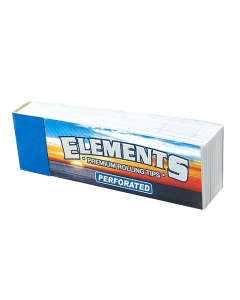 Elements Premium Smoking Tips - Perforated