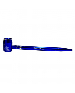 Screen Queen Deluxe Screenless Pipe - Blue