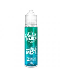 Pocket Fuel - Short Fill - 50ml -  Menthol Mist