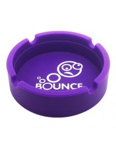 Bounce Silicone Ashtray - Purple