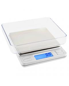 Kenex Magno Scales - 1000g x 0.1g - Silver