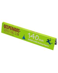 Desperado Super Fine Slim Papers – 140mm