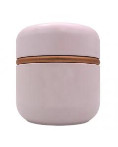 HeadChef Aluminium Strorage Cannistar - Large - Rose Pink