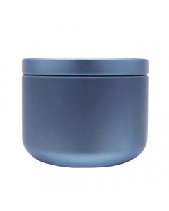 HeadChef Aluminium Strorage Cannistar - Small - Light Blue