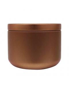 HeadChef Aluminium Strorage Cannistar - Small - Rose Gold