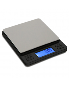 Kenex Magno Scales 500 - 500g x 0.01g - Black