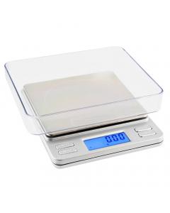 Kenex Magno Scales 500 - 500g x 0.01g - Silver