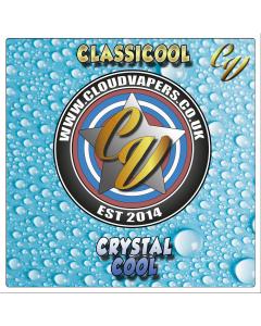 Cloud Vapers - Classicool - Short Fill - 50ml - Crystal Cool