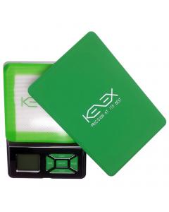 Kenex Rosin Digital Scales - Green - 200g x 0.01g