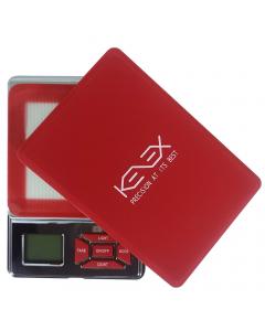 Kenex Rosin Digital Scales - Red - 200g x  0.01g