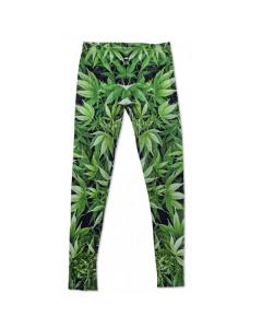 Weed Jungle Leggings