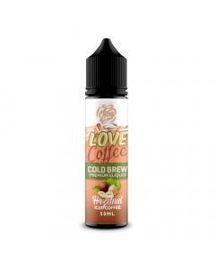 Love Coffee - Short Fill - 50ml - Hazlenut Iced Coffee