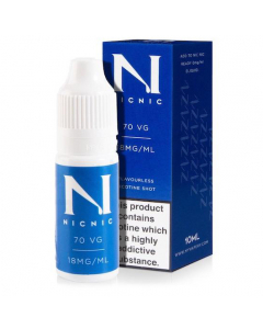 Nic Nic Nicotine Shot - 10ml