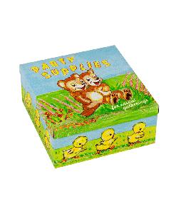 Party Supplies Petite Cigar Box