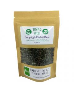 Hemp Rich Herbal Blend - Pineapple Express