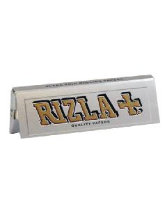 Standard Size - Rizla Silver