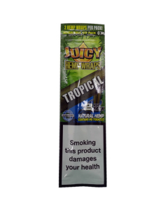 Juicy Jay Hemp Wraps - Tropical