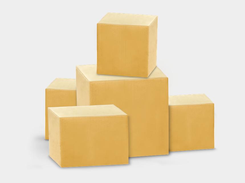 Plain delivery boxes